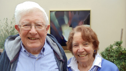 John and Kerry Lovering