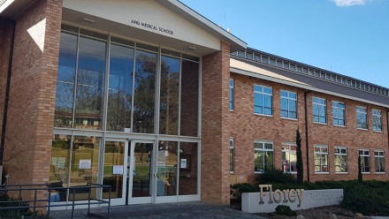 ANU Medical School building