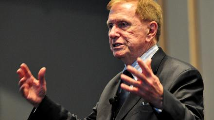 The Hon Michael Kirby gives a public lecture on human rights in North Korea.