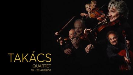 Takacs Quartet – 2017 concert tour