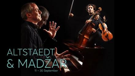Nicolas Altstaedt &  Aleksandar Madžar – 2017 concert tour