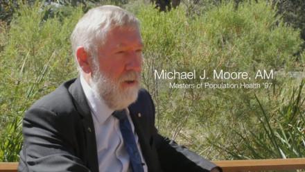 Michael Moore - Alumni Spotlight