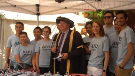 Congratulations 2018 December Graduates - Welcome to the ANU Alumni Community