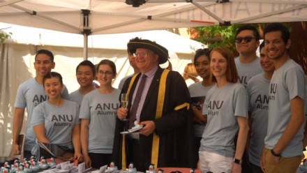 Congratulations 2018 December Graduates - Welcome to the ANU Alumni Community