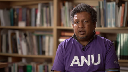 2020 ANU Indigenous Alumnus of the Year - Asmi Wood