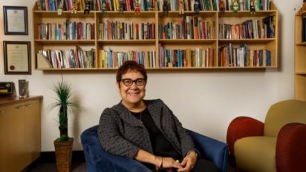 2021 ANU Indigenous Alumna of the Year - Distinguished Professor Aileen Moreton-Robinson