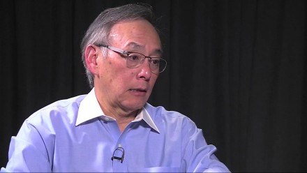 In Conversation with Professor Steven Chu