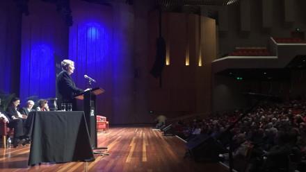 2017 J.G Crawford Oration: Helen Clark ONZ
