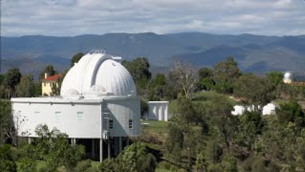 When was the last time you visited Mount Stromlo?