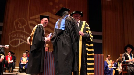 ANU Indigenous graduate working for constitutional change
