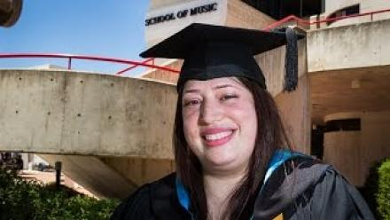 ANU Medical School's first Indigenous graduate