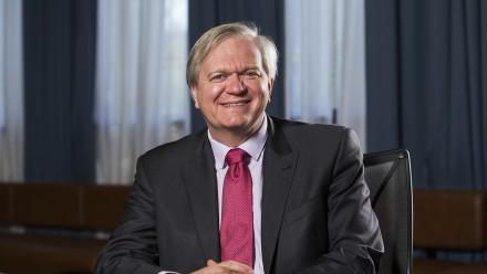 Professor Brian P. Schmidt AC FAA FRS