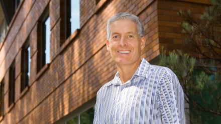 Professor Andrew Blakers. Image: Stuart Hay, ANU
