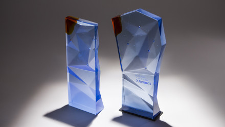 The new design for state and national award. Image: Lannon Harley