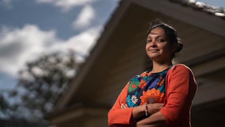 Dr Aparna Lal. Image: Lannon Harley