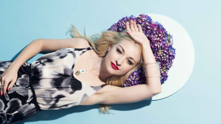 An ANU Eurovison expert has tipped Australian contestant Kate Miller-Heidke for a top three finish. Image: Jo Duck.