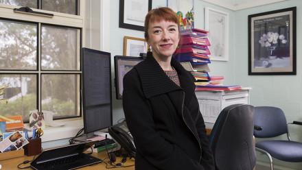 Professor Emily Banks. Image: Stuart Hay, ANU