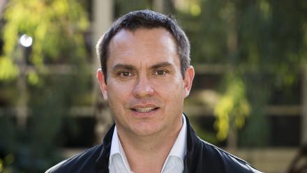 Associate Professor Ray Lovett, co-author of the study