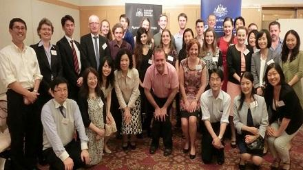 ANU Students in Japan