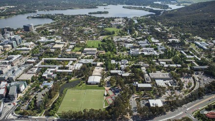 ANU was this week rated in the top 10 of the world's most international universities.