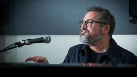 Former INXS songwriter Andrew Farriss.