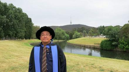 Picture of Dr Andrew Kam