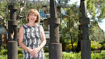 Professor Ann McGrath. Photo by Stuart Hay, ANU.