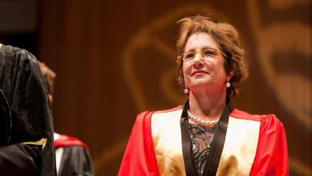Former ANU Pro-Chancellor Dr Annabelle Bennett