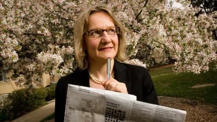 Professor Kaarin Anstey. Photo: Stuart Hay, ANU