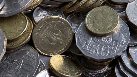 Australian money. Photo courtesy Ben Hosking on flickr.