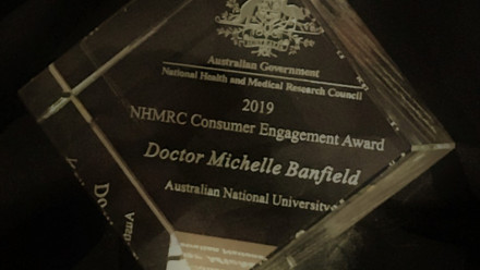Award from NHMRC for Doctor Michelle Banfield