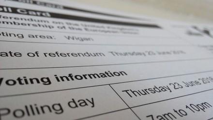 Brexit referendum ballot by Abi Begum on flickr.