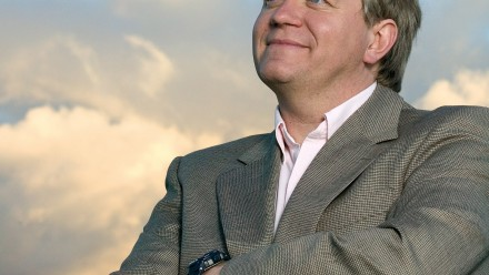 Professor Brian. P Schmidt AC. Photo credit Belinda Pratten