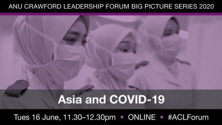 Asia and COVID-19