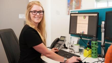 Megan Stokes, CBE graduate. Image: supplied.