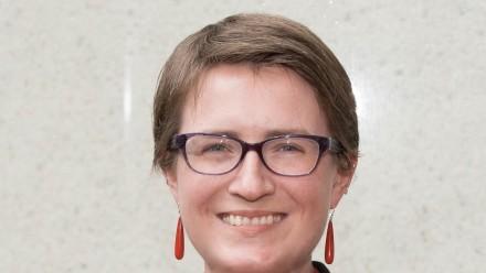 ANU College of Law PhD candidate Caroline Compton.