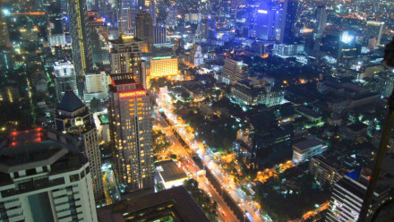 City of Bangkok. Image credit: Evo Flash, Flickr