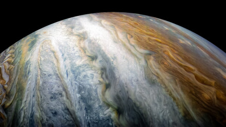 Jupiter. Credit: NASA