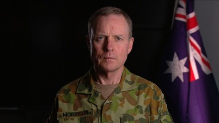 Lieutenant General David Morrison AM (Retd.)