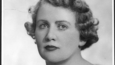 Portrait of Dorothy Tangney