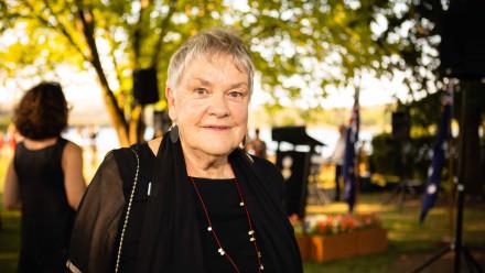 Dr Sue Packer, 2019 Senior Australian of the Year. Image: Daniella Jukic, RiotACT.