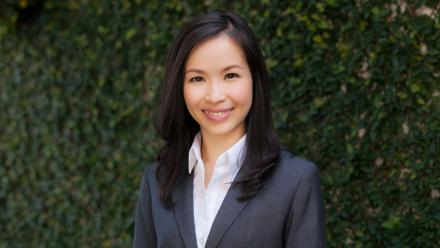 2015 Fulbright Post Doctoral Scholarship recipient Charis Teh.