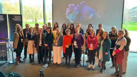 Global Institute for Women's Leadership workshop