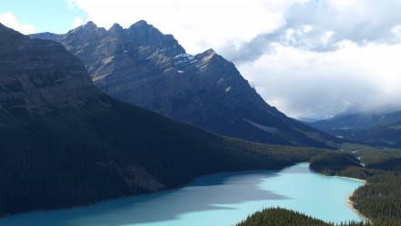 Banff National Park, Canada. Image: Dr Graeme Worboys, ANU