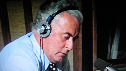 The late Gough Whitlam. Photo courtesy RubyGoes on flickr.