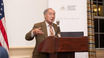 H Yuan Tien is still engaged with the ANU alumni community.