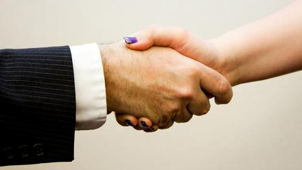Handshake. Image by FlazingoPhotos on flickr.