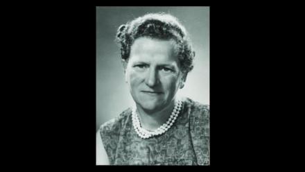 Professor Hanna Neumann