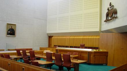 Canberra High Court