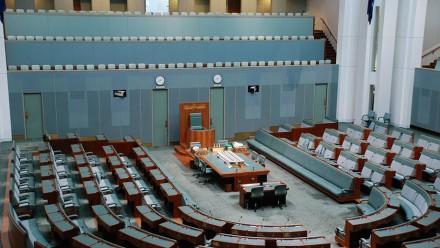 House of Representatives. Image: xiquinhosilva, flickr.